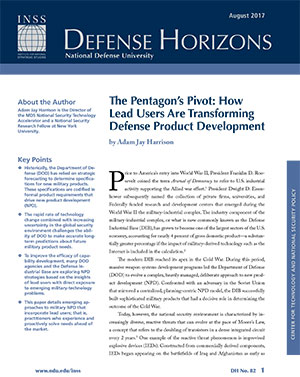 Defense Horizons 82