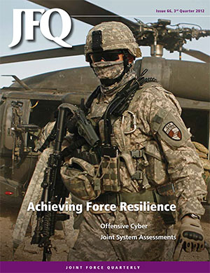 Joint Force Quarterly 66