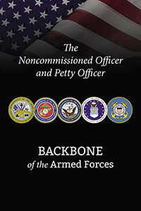 Backbone of the Armed Forces Cover