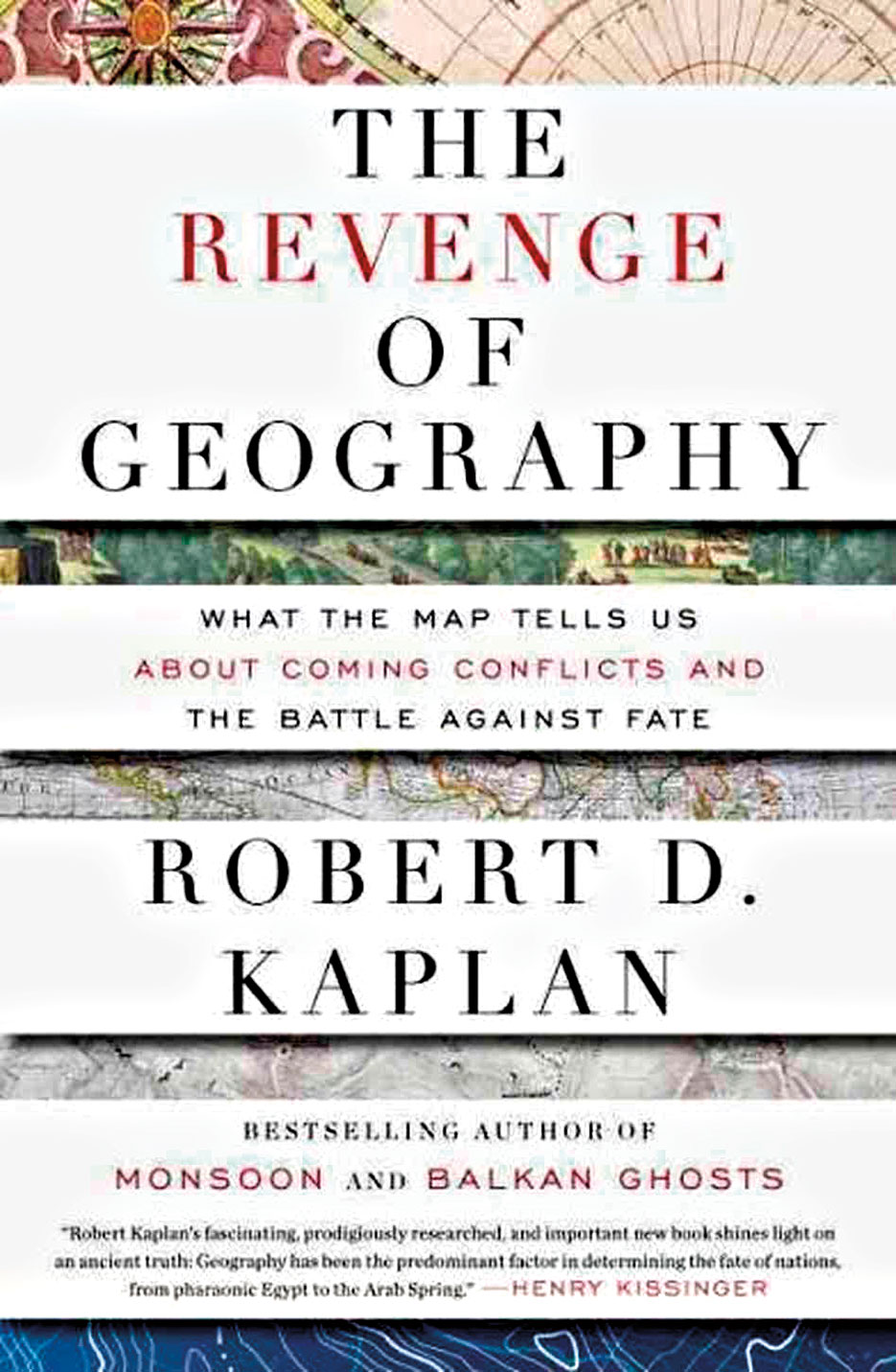 Revenge of Geography Cover