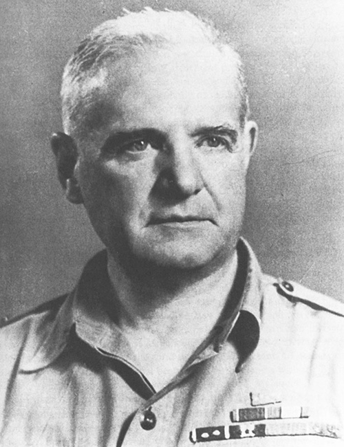 William J. Donovan, director of the Office of Strategic Services, 1942–1945 (U.S. Army)