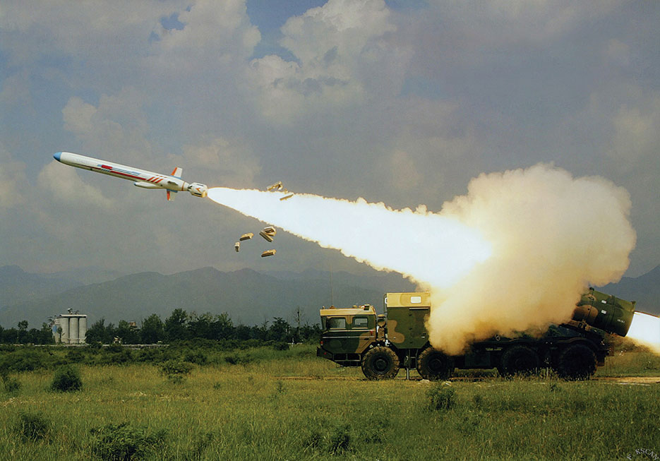 A Potent Vector: Assessing Chinese Cruise Missile