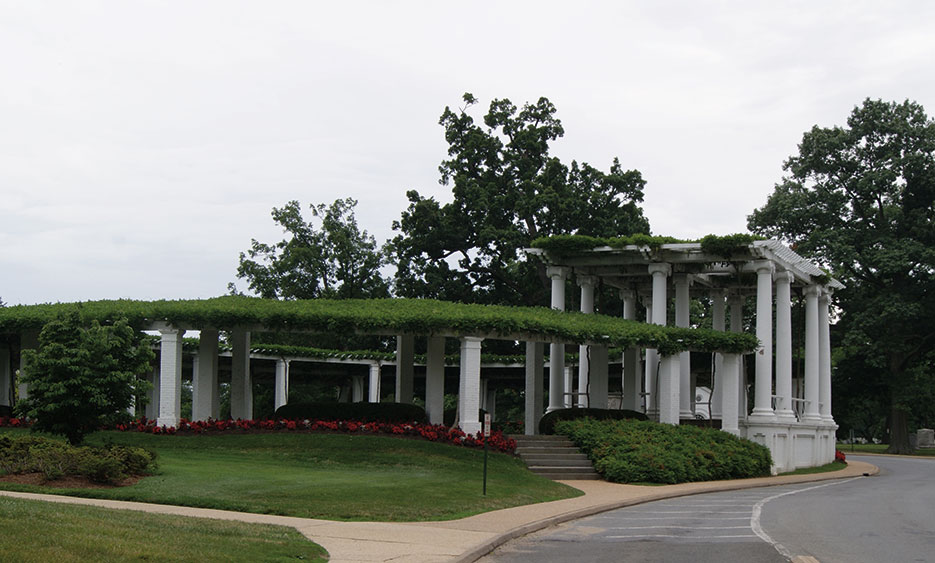 Old Amphitheater at Arlington National Cemetery (DOD)