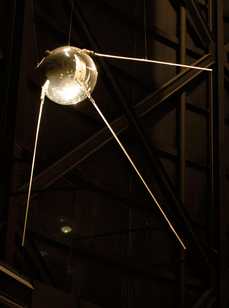 Replica of Sputnik 1 (U.S. Air Force)