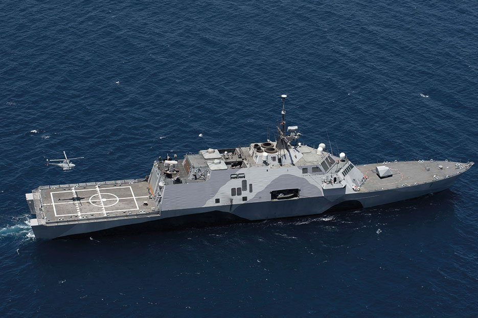 USS Freedom, Littoral Combat Ship 1 (U.S. Navy/Tim D. Godbee)