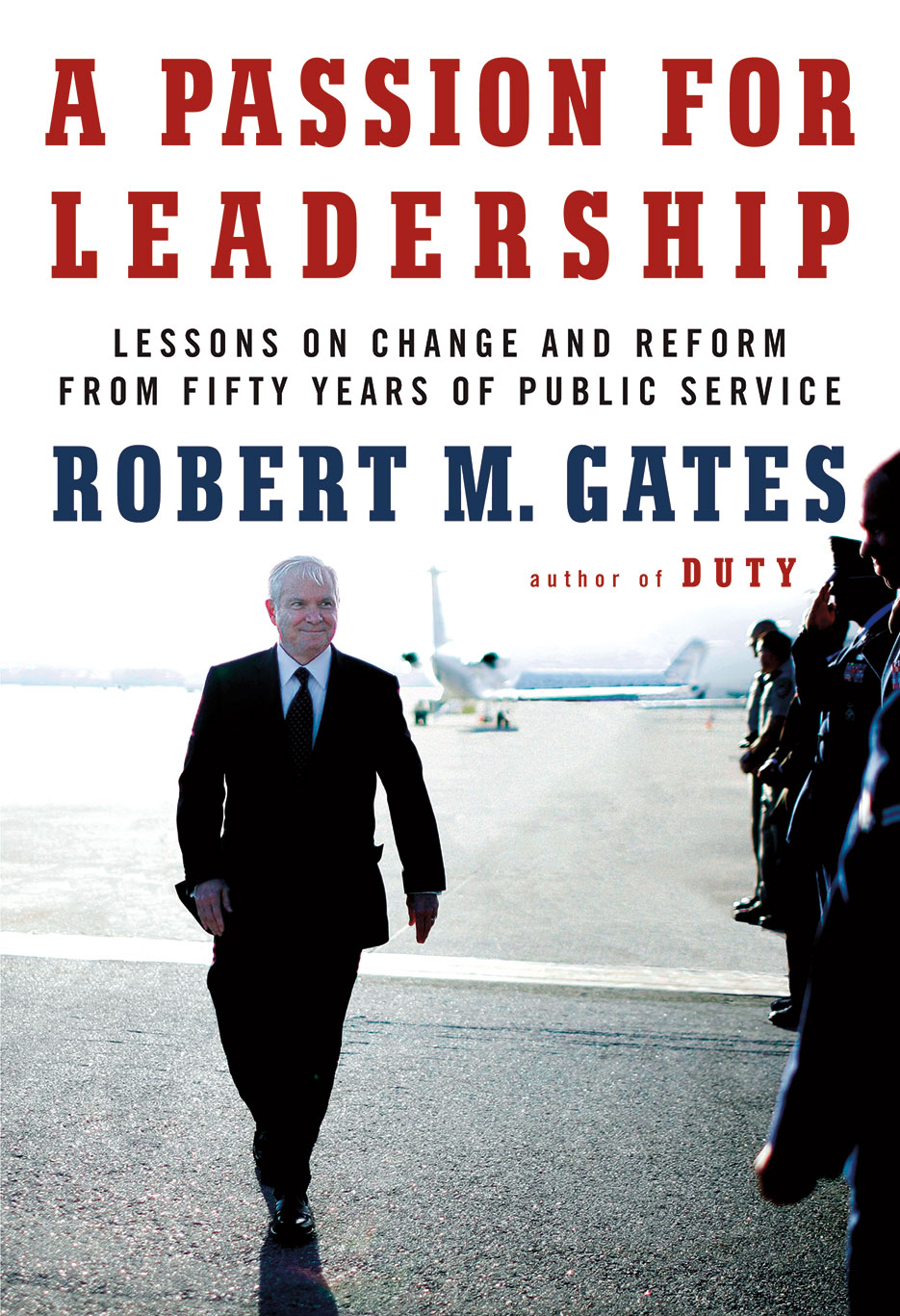 A Passion For Leadership National Defense University Press News