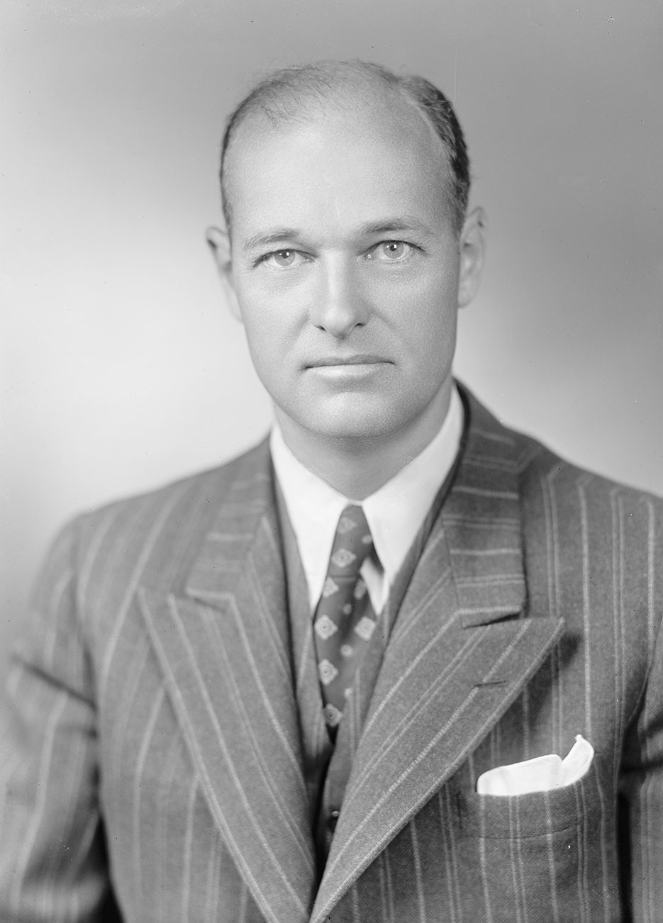 George F. Kennan, 1947 (Library of Congress/Harris & Ewing)