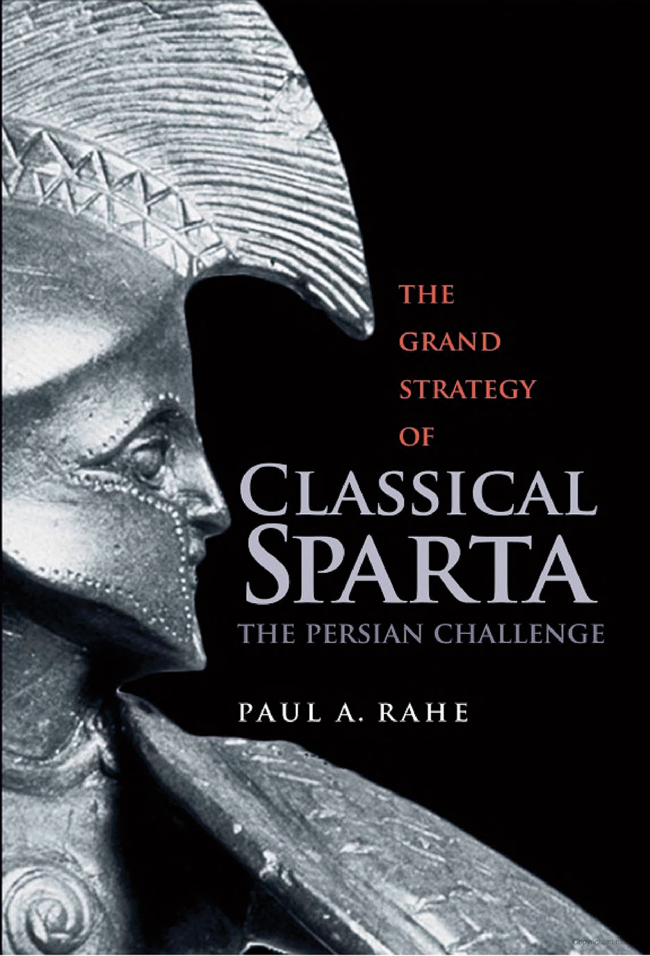 a study of the history of sparta