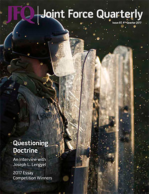 Joint Force Quarterly 87
